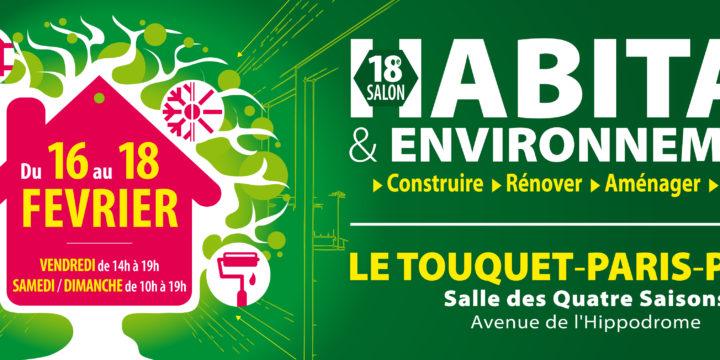 OTG présent au 18eme salon Habitat & Environnement du Touquet (62)