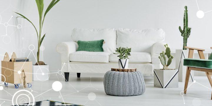 Une maison connectée aux plus grandes marques