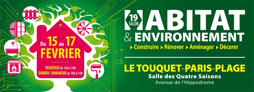 OTG présent au 19eme salon Habitat et Environnement du Touquet (62)