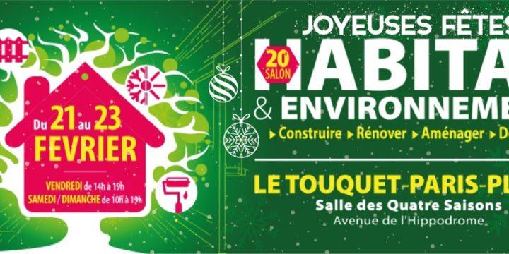 OTG présent au 20eme salon Habitat & Environnement du Touquet (62)