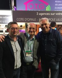O.T.G, Deltadore France et Stéphane Thébaut